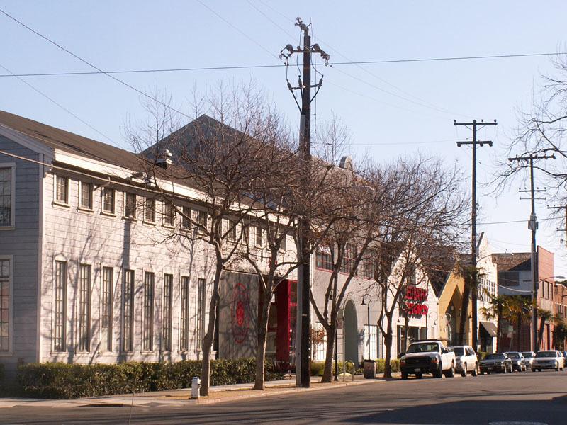 Oakland Designated Landmark 98: Oakland Iron Works/ United Iron Works  (Demolished)* (Image A) Image