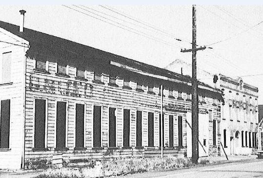 Oakland Designated Landmark 98: Oakland Iron Works United Iron Work* (Image B) Image