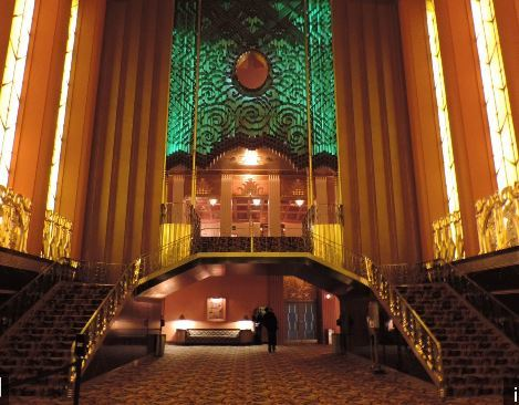Oakland Designated Landmark 9: Paramount Theater and Interior* (Image B) Image