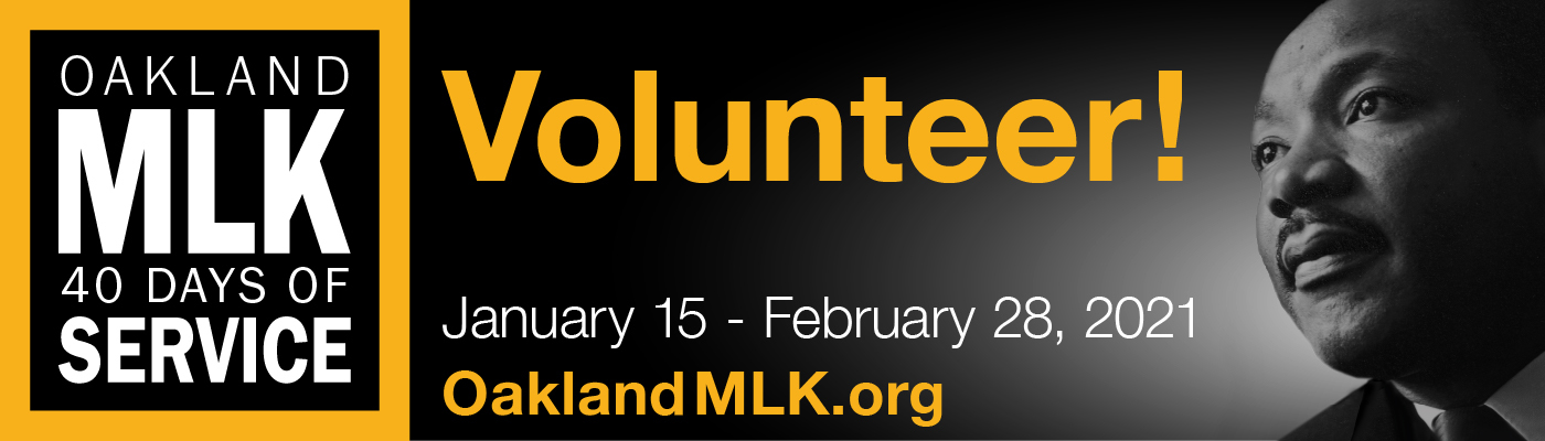 Posters 2021 MLK 40 Days of Service Image