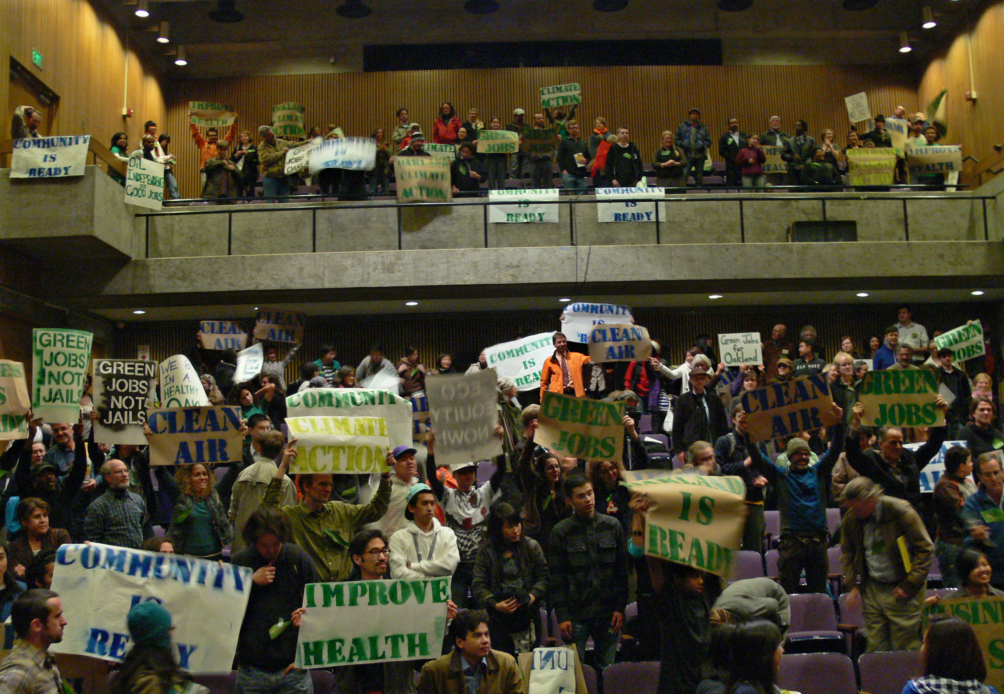 Oakland's 2020 Energy and Climate Action Plan Image